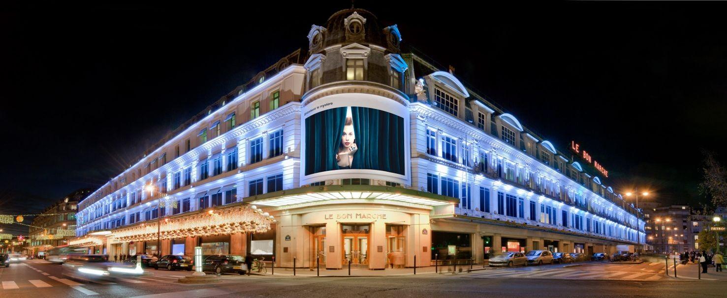 DEPARTMENT STORE PARIS